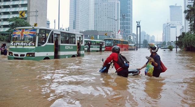 Jakarta Kembali Banjir