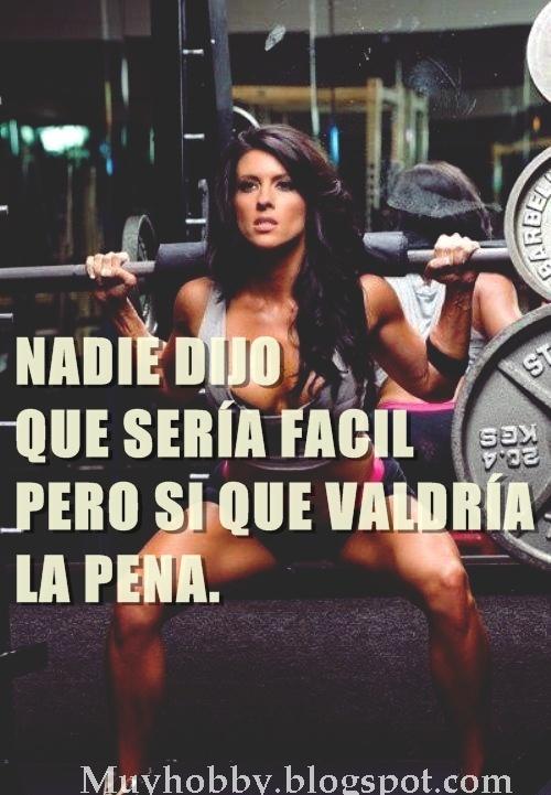 Frases De Motivación Para El Gym