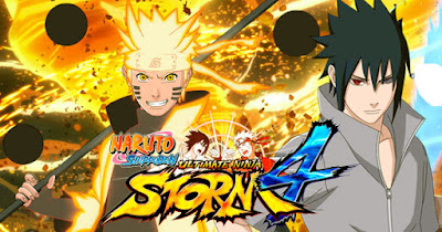 Kumpulan Game Naruto for PC