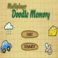 Multiplayer Doodle Memory
