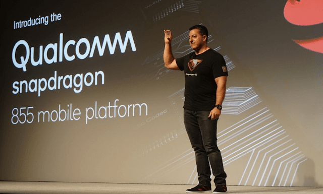Qualcomm Unveiled Snapdragon 855 Mobile Platform With 5G Connectivity