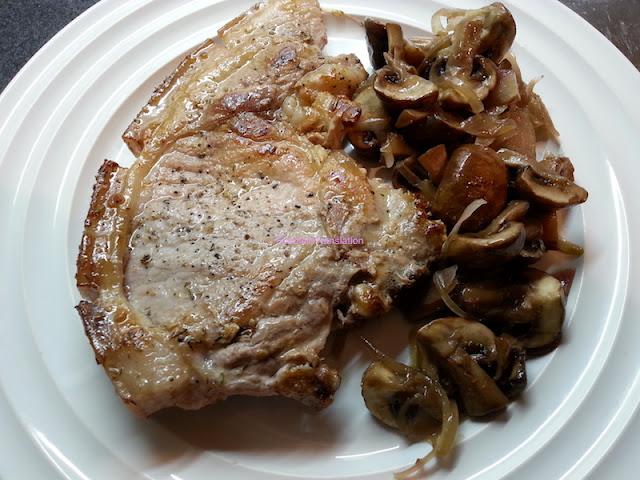 Pork chop - Braciole di maiale