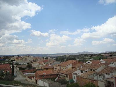 vista, pueblo, poble, Aguaviva, Aiguaiva, Aiguaviva, Bergantes