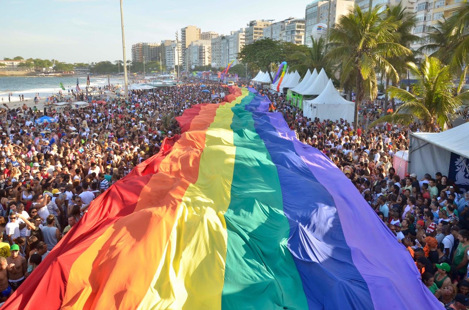 66c2edc44 19ª Parada do Orgulho LGBT Rio - domingo