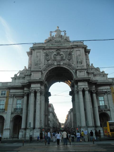Paseando por Lisboa
