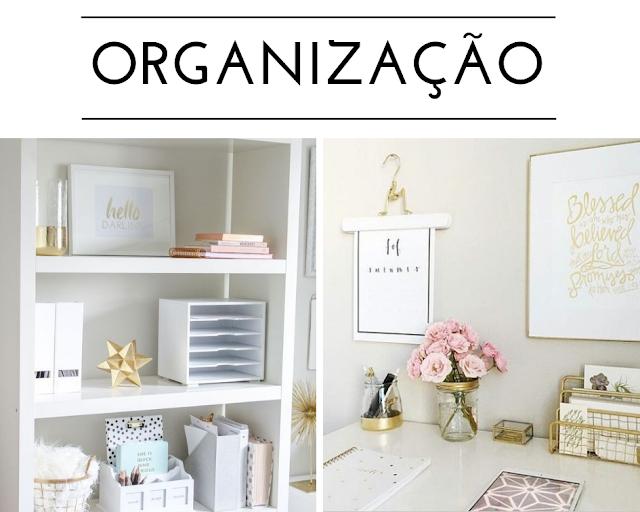 Onde comprar os melhores tens para organizar o home office?