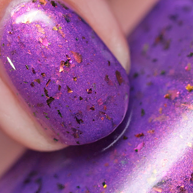 Anchor & Heart Lacquer Figgin' Amazing