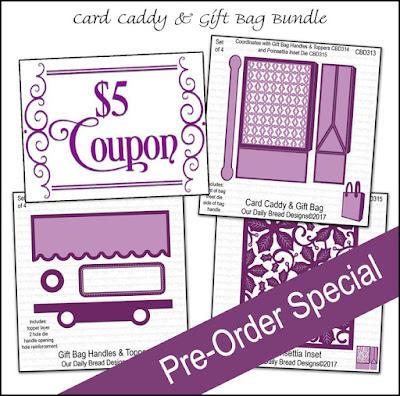 Card Caddy & Gift Bag Bundle Pre-Order Special