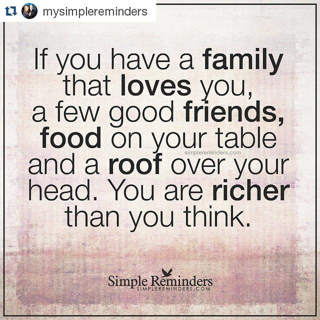 Bersyukur Dengan Apa Yang Ada