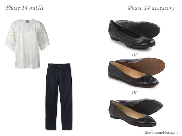 How to add accessories to a capsule wardrobe - shoes