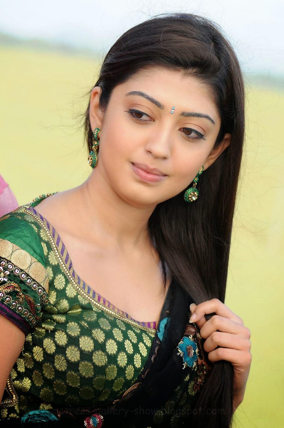 Hot Pranitha Latest Photo Gallery in Yellow Saree