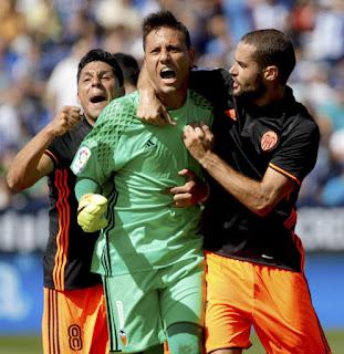 La Liga Valencia CF