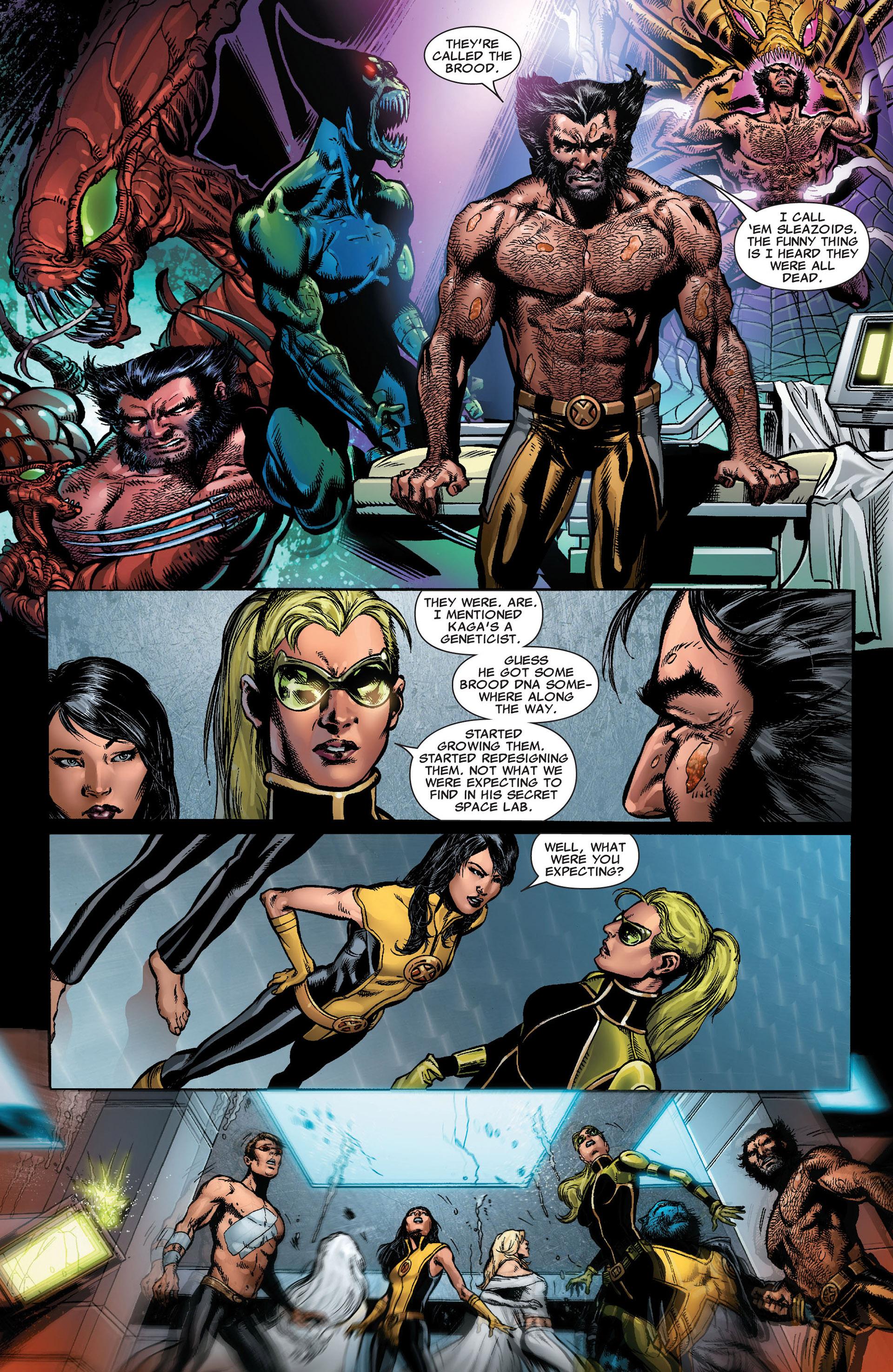 Read online Astonishing X-Men (2004) comic -  Issue #33 - 6