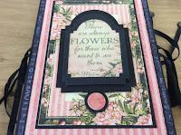 Floral Shoppe Album Graphic 45