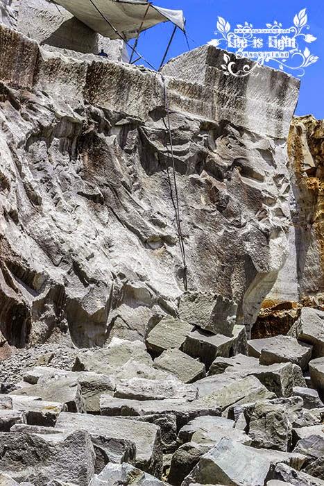 tebing batu groyokan sleman