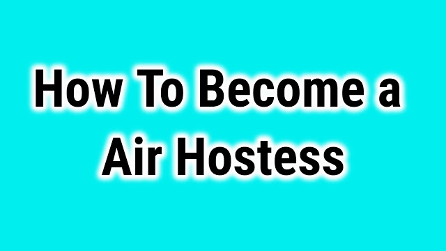 How To Become a, Air Hostess, in India, after 12th,My IQ Creaions