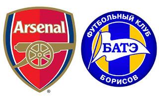 مشاهدة مباراة ارسنال وباتي بوريسوف بث مباشر