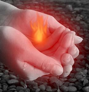 Efek Api di Potoshop