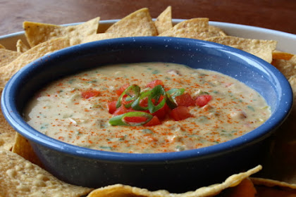 Queso Dip – Less is More, Again