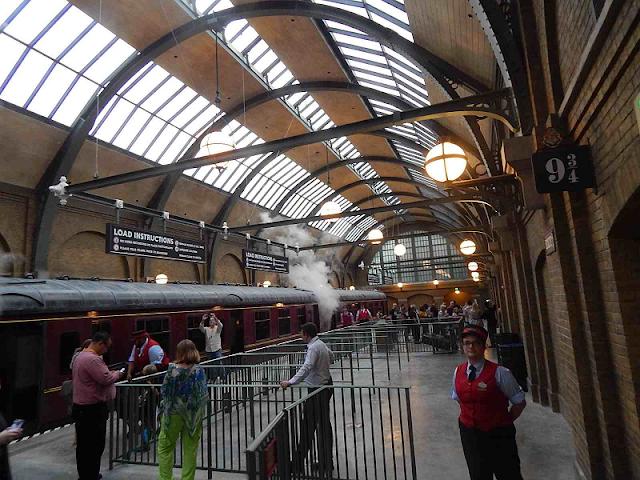 Expresso Hogwarts em Orlando