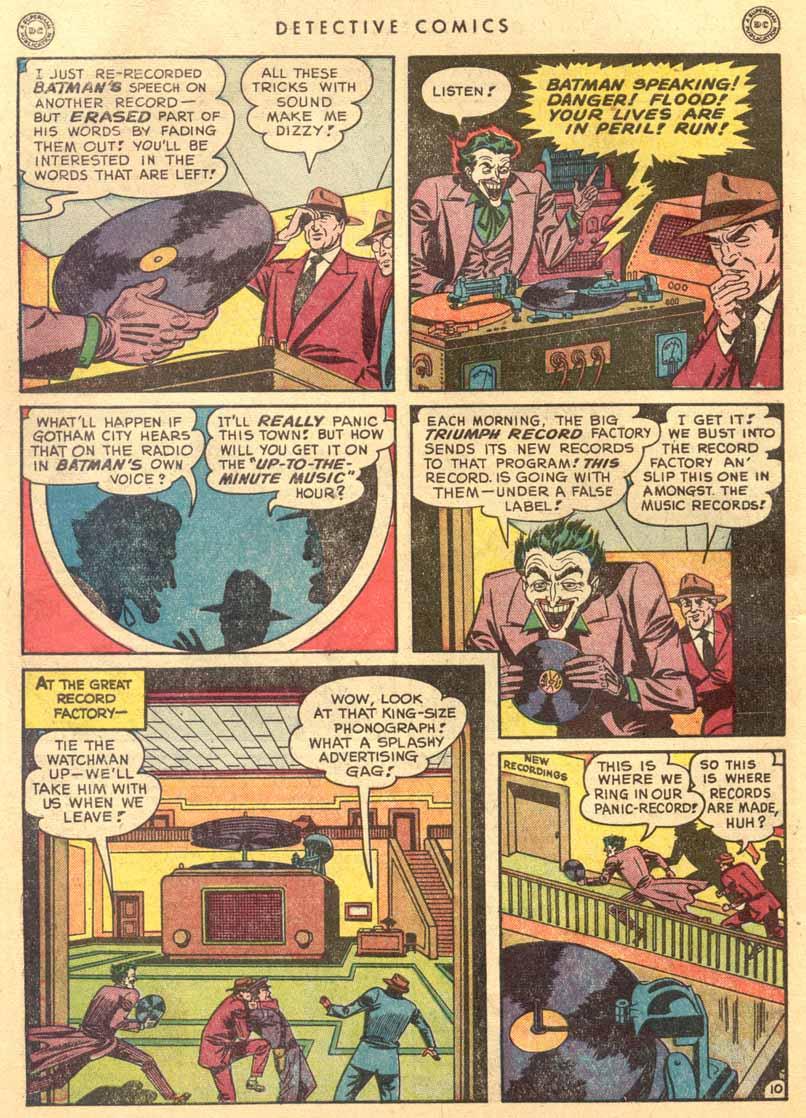 Read online Detective Comics (1937) comic -  Issue #149 - 12