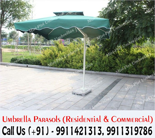 Garden Umbrella for Farm House - Latest Images, Photos, Pictures and Models