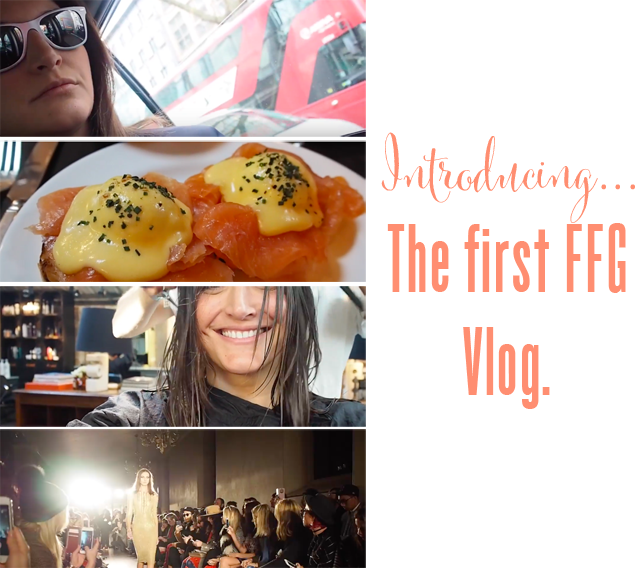 Fashion Foie Gras Vlog