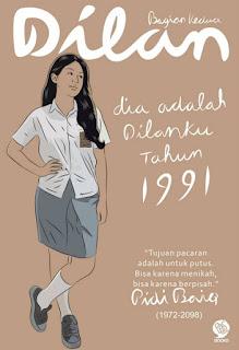 Novel Dilan 1991 Pidi Baiq
