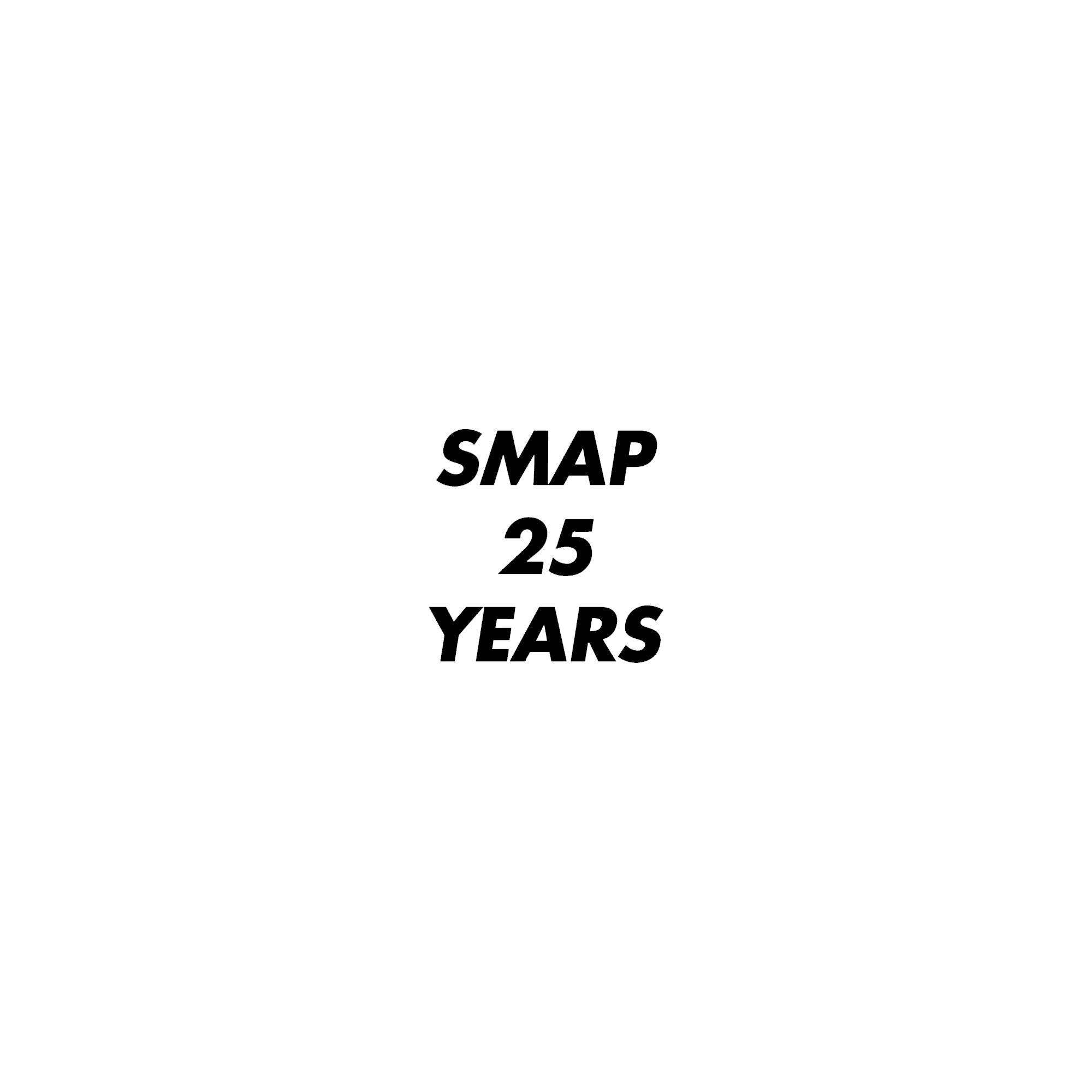 Art Work Japan: SMAP - SMAP 25 YEARS