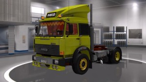 Iveco 190-38 Special v1.4 truck mod