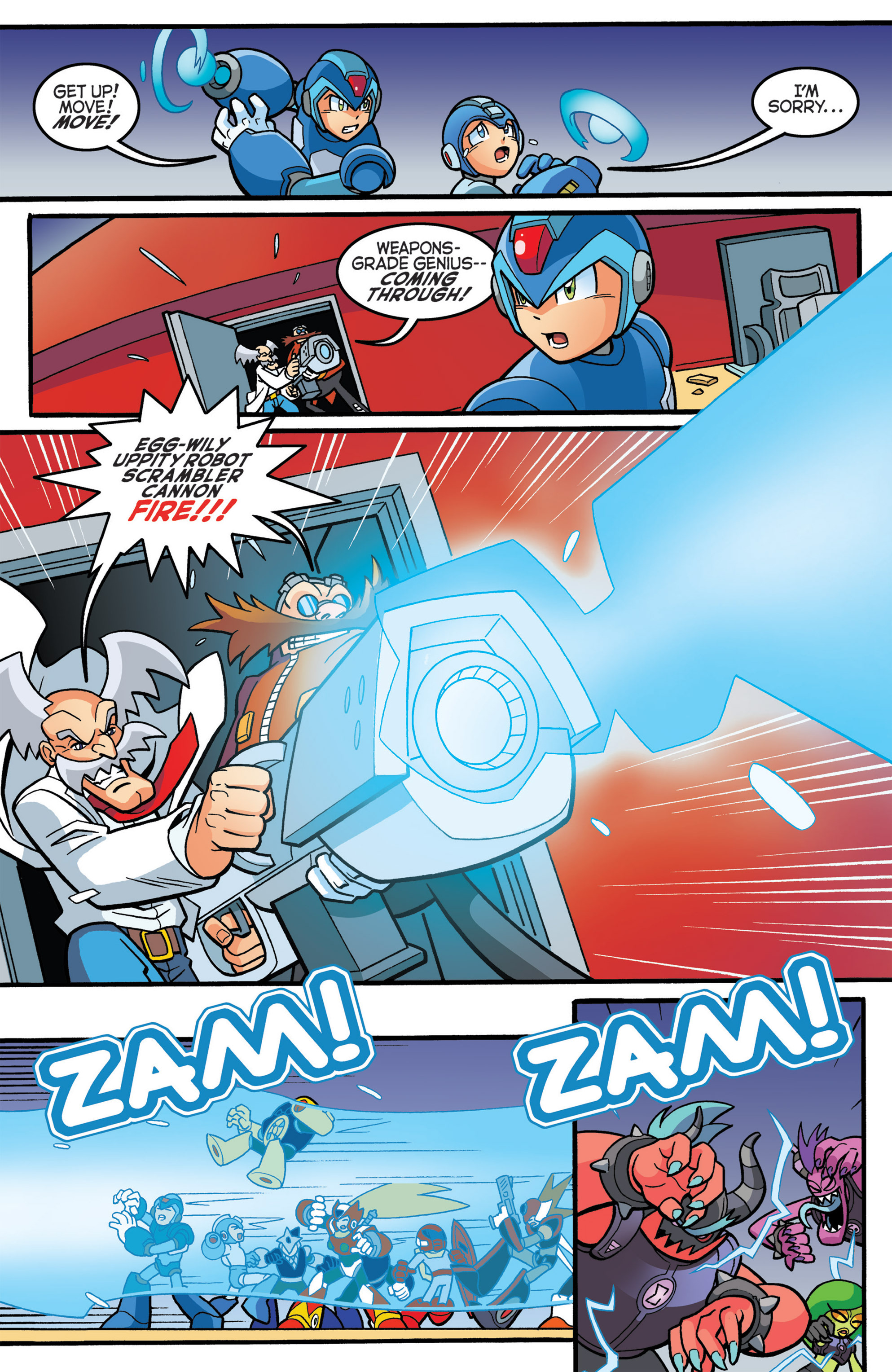 Read online Sonic The Hedgehog comic -  Issue #274 - 14