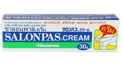 Harga Salonpas Cream Terbaru 2017