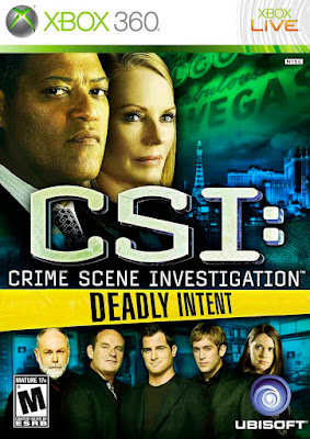 CSI: Deadly Intent (LT 2.0/3.0 RF) Xbox 360 Torrent
