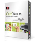CardWorks Business Card Software-Δωρεάν προγράμματα για εκτύπωση καρτών, ετικετών, cd