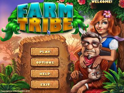 農場部落(Farm Tribe),農業生產、遺跡探索、科技研發3大模擬!