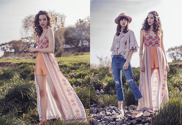 Moda primavera verano 2019. Ropa de moda primavera verano 2019.