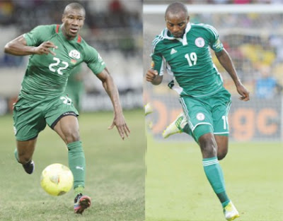 nigeria vs burkina faso match