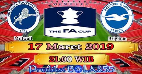 Prediksi Bola855 Millwall vs Brighton 17 Maret 2019