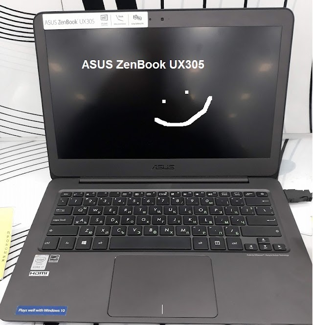ASUS ZenBook UX305 - my ultimate laptop review