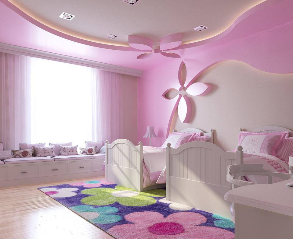 Latest Bedroom Designs In Pink Colour My Web Value - Latest bedroom designs in pink colour