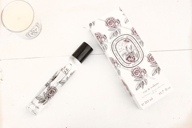 Diptyque Eau Rose Perfume Review