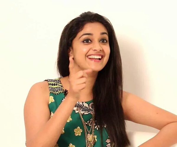 Funny Wallpapers With Quotes In Telugu Actress Keerthi Suresh Latest Cute Gallery Gethu Cinema