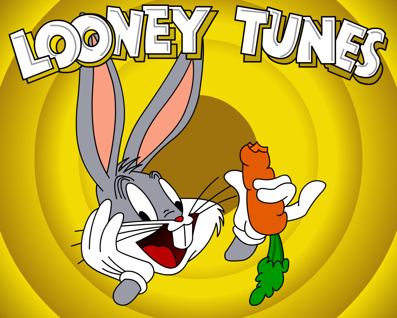 Looney Tunes Bugs Bunny Character Wallpaper