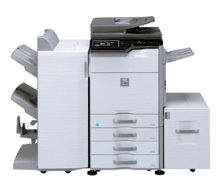 SHARP MX-M464N Printer Driver Download & Installations