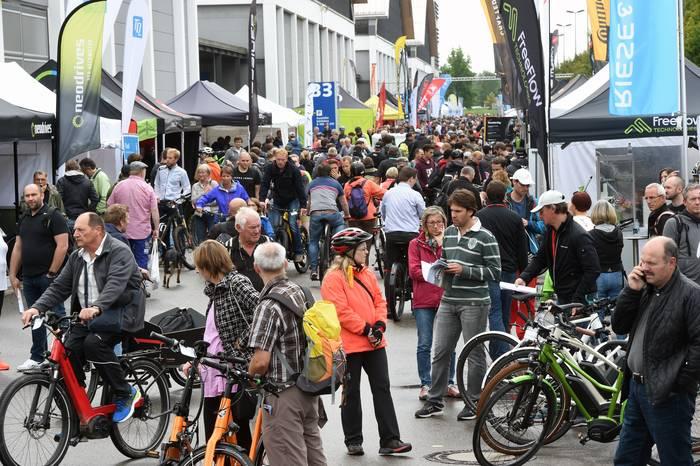 Eurobike 2018  e-bikes - bicicletas eléctricas