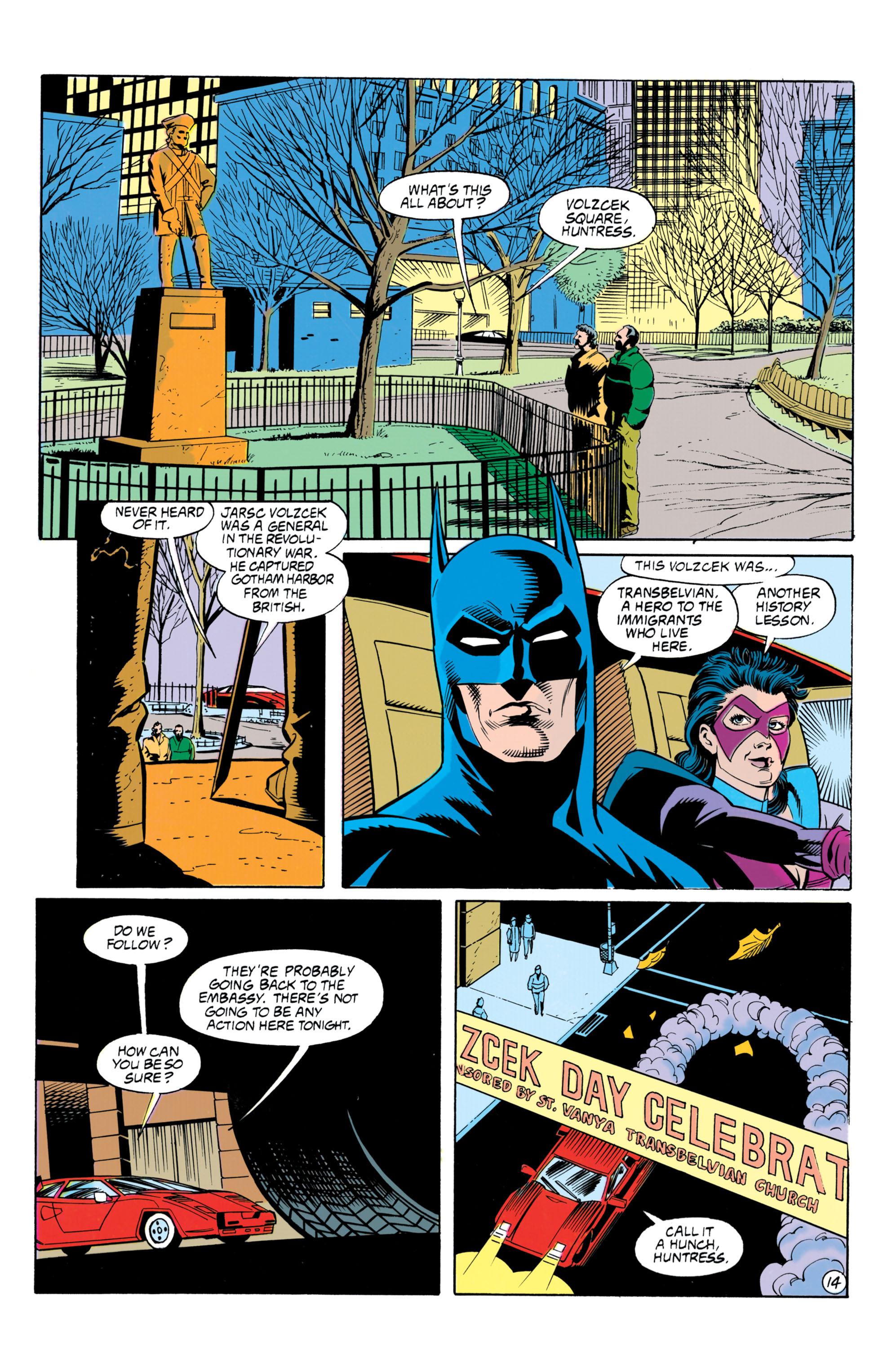 Detective Comics (1937) 653 Page 14