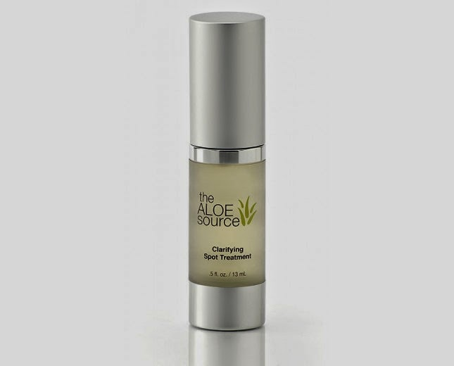 The Aloe Source Clarifying Spot Treatment- via ProductReviewMom.com