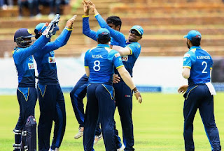 Sri Lanka beat Zimbabwe to win triangular series