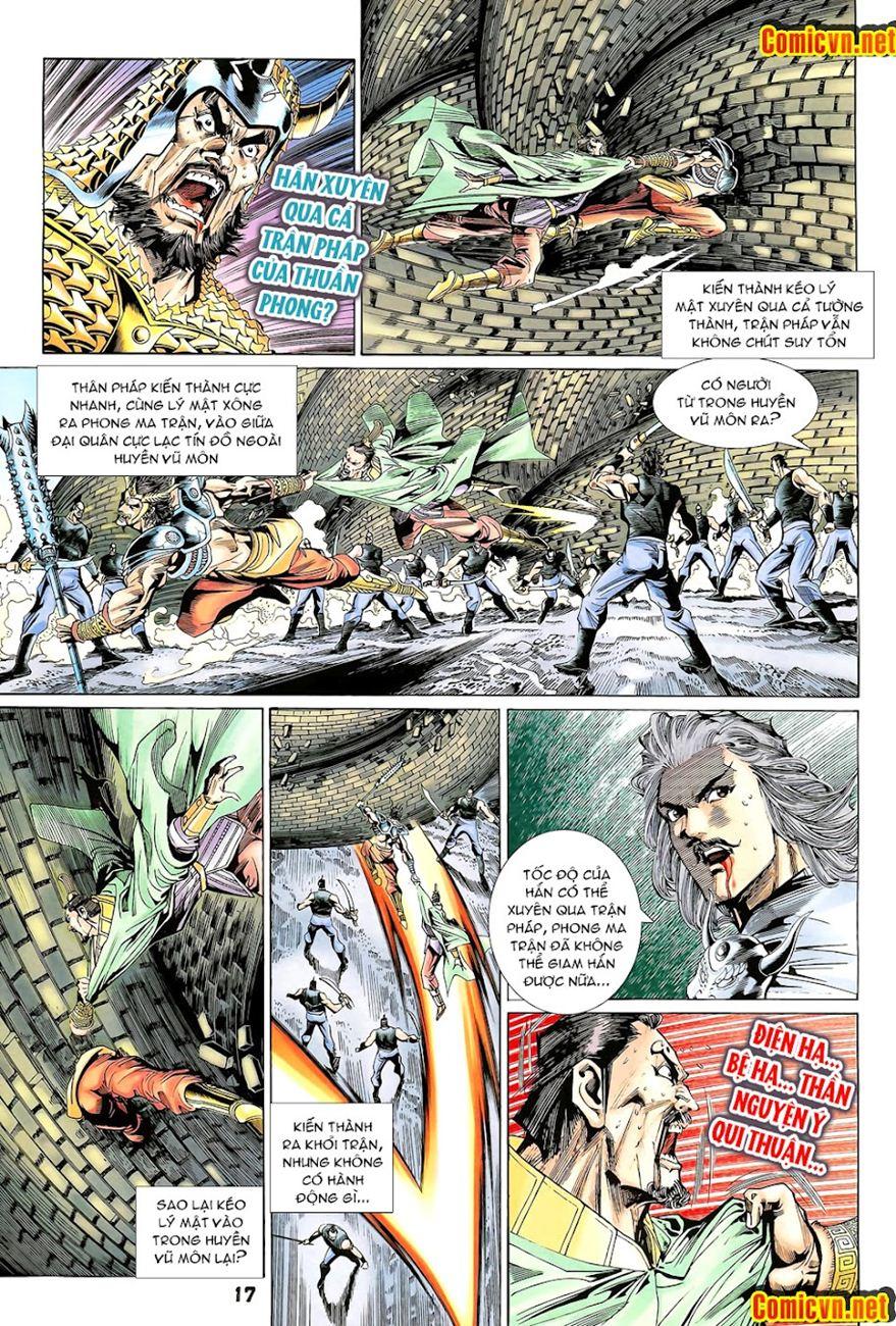 Đại Đường Uy Long chapter 83 trang 25
