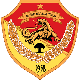 Logo Kabupaten Kota di Provinsi Nusa Tenggara Timur